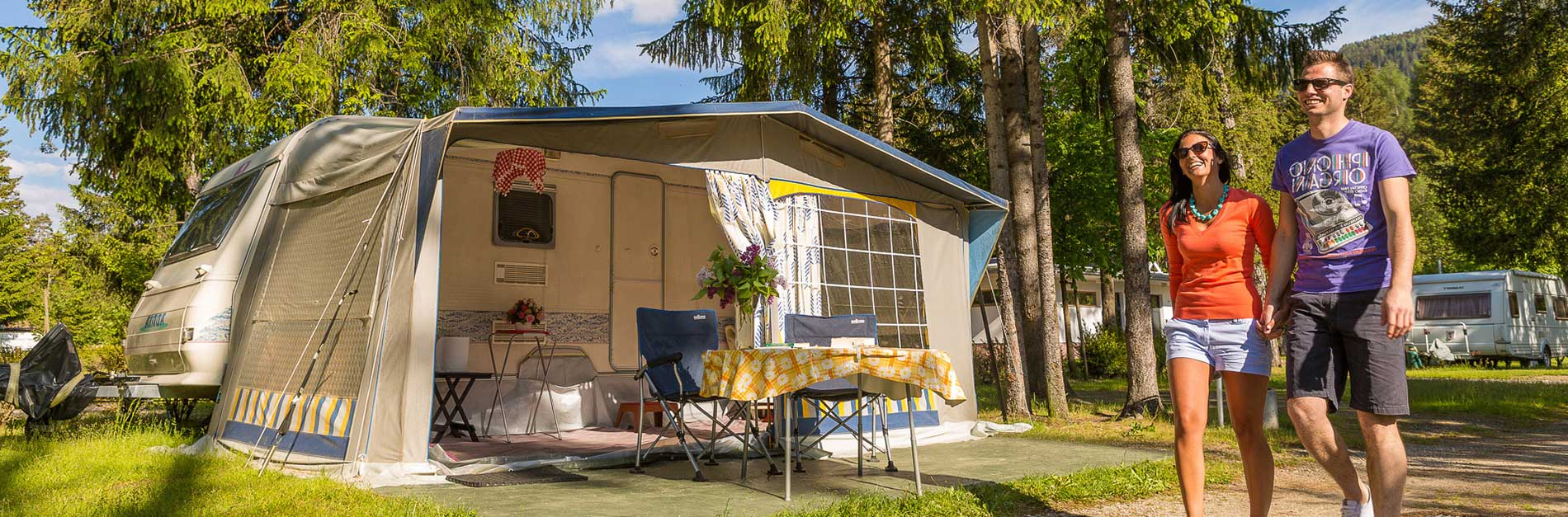Camping Olympia attuale