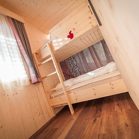 Lodges bunk bed