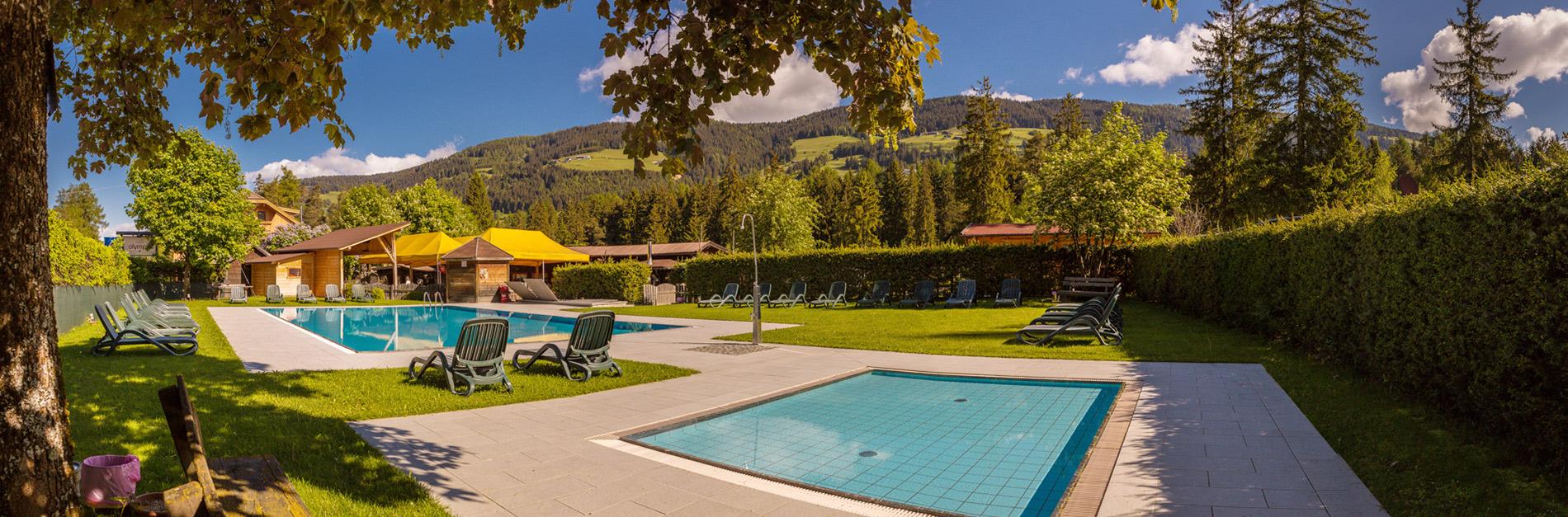Campeggio Con Piscina In Alto Adige Camping Olympia
